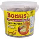 Bonus Appel/Wortel 1,5-25 Kg